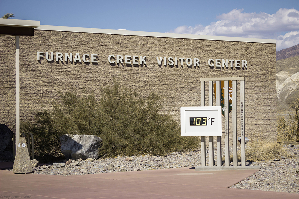 Furnace Creek Visitor Center