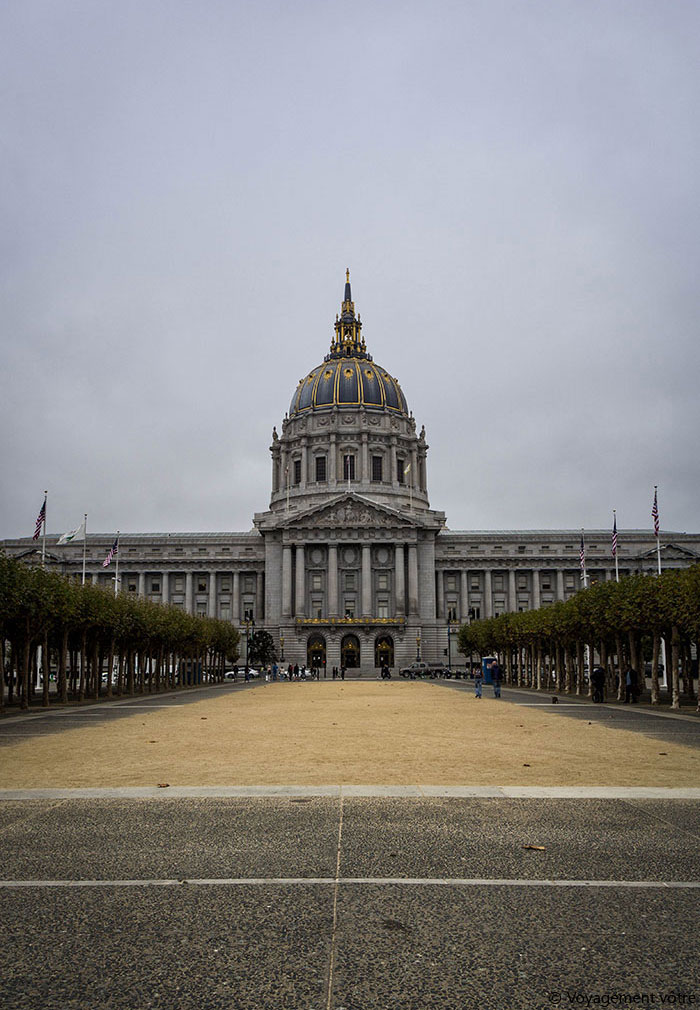 City Hall of San Francisco