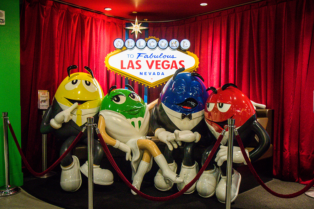La compagnie M&Ms World
