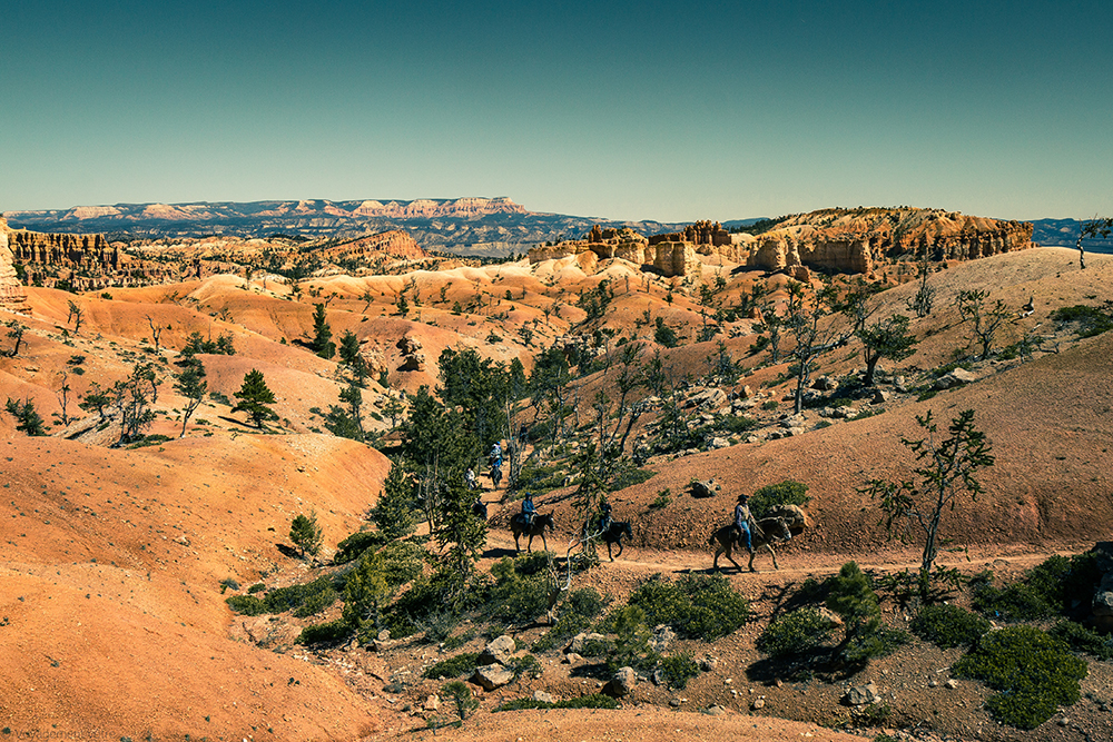 Queens Garden Trail, Bryce Canyon