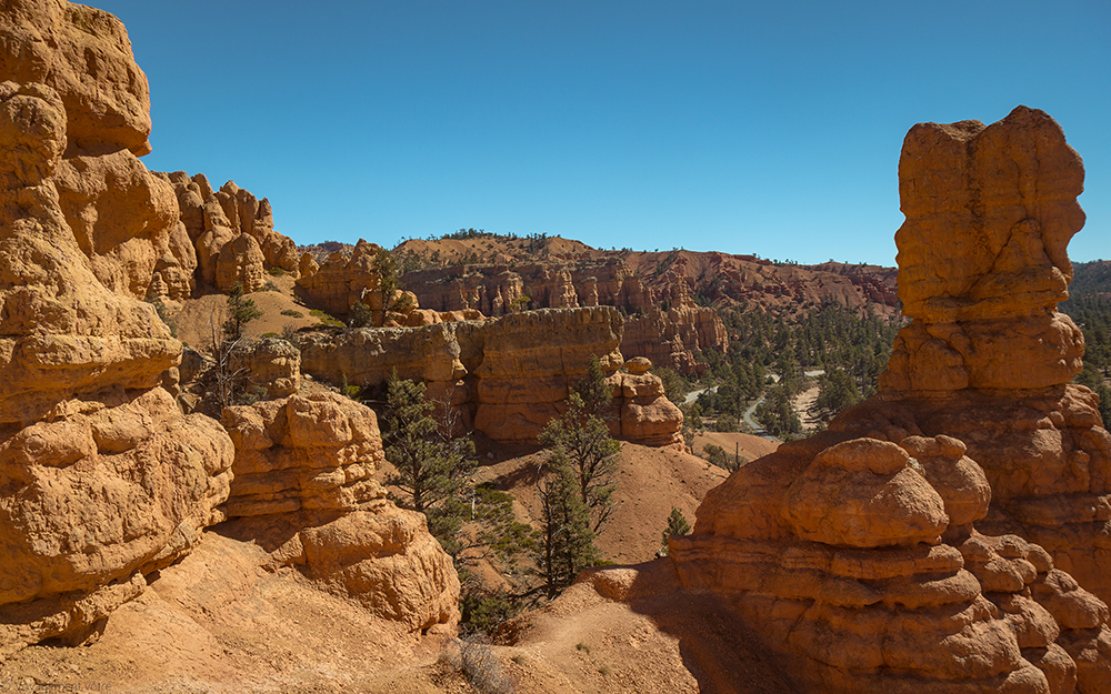 Hoodoos, Red Canyon