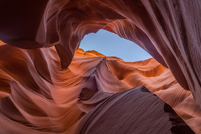 Lower Antelope Canyon