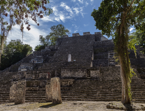 Mexique : Calakmul, le temple maya perdu au cœur de la jungle