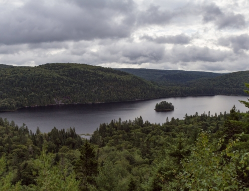 2 jours au parc national de la Mauricie