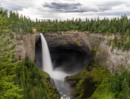 1 journée au Parc provincial de Wells Gray