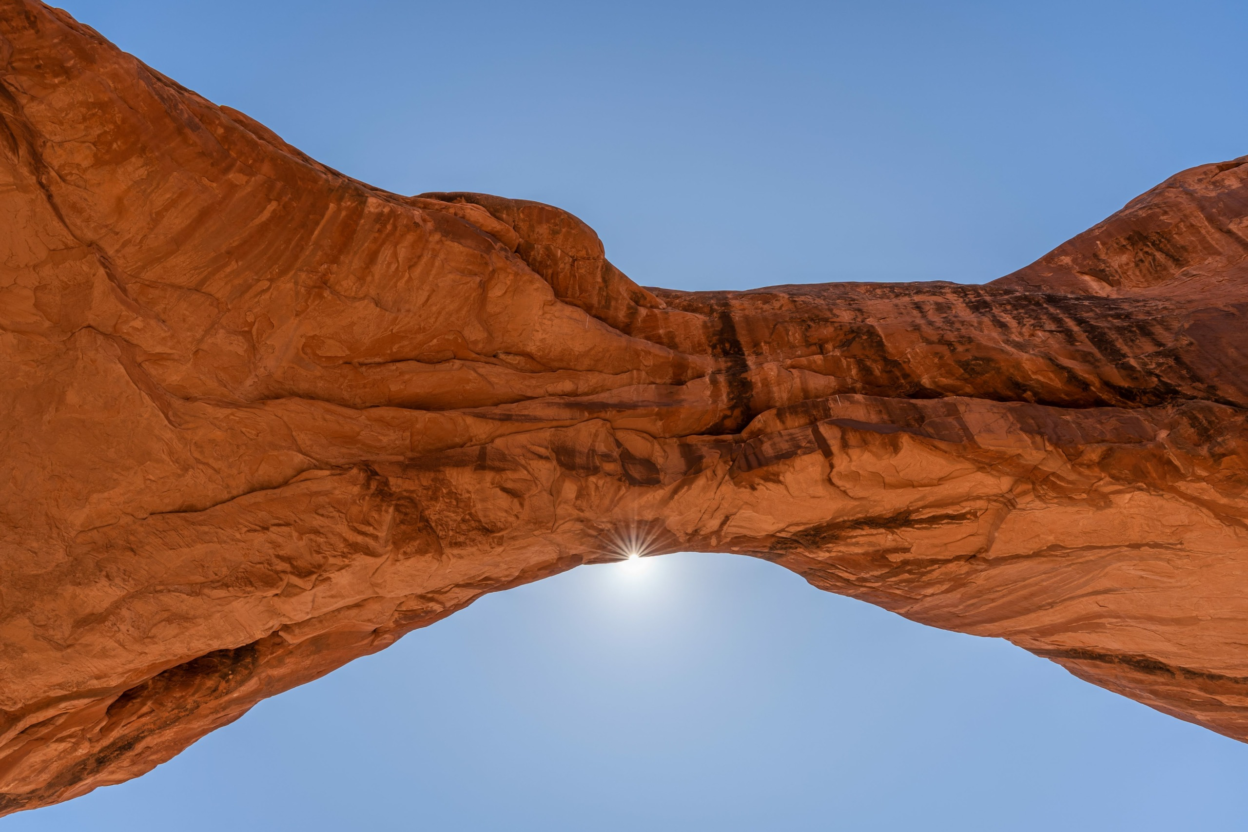Windows section, Arches National Park, Utah, USA